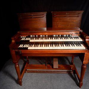 Hammond 1959 B=3 Organ w/ 2 Leslie 122 Speaker Cabinets, Pedals, Seat
