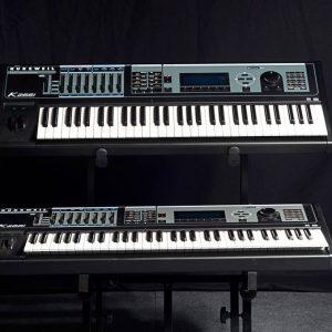 Kurzwiel 2661 Keyboards